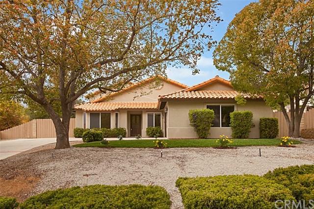 24470 Del Amo Road, Ramona, CA 92065 (#OC18043106) :: RE/MAX Empire Properties