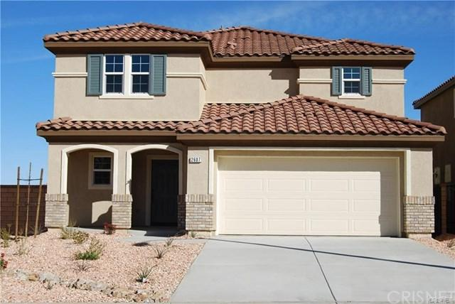 2607 Candleberry Lane, Palmdale, CA 93551 (#SR18043023) :: Dan Marconi's Real Estate Group
