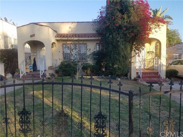 2520 S Bronson Avenue, Los Angeles (City), CA 90018 (#PW18043434) :: DSCVR Properties - Keller Williams