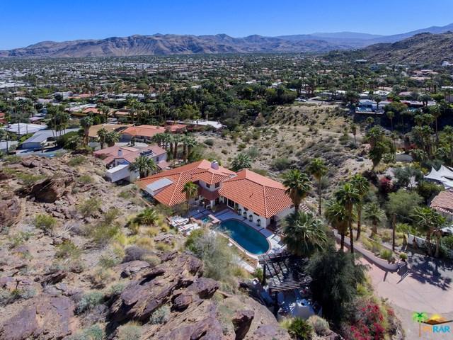400 Ridge Road, Palm Springs, CA 92264 (#18299872PS) :: RE/MAX Empire Properties
