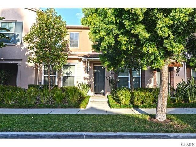 59 Reunion, Irvine, CA 92603 (#OC18043855) :: Teles Properties | A Douglas Elliman Real Estate Company