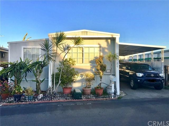 14081 Magnolia Street #94, Westminster, CA 92683 (#SB18043847) :: Teles Properties | A Douglas Elliman Real Estate Company
