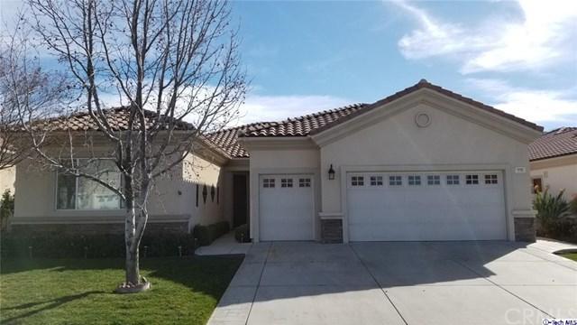 995 Hidden Oaks Drive, Beaumont, CA 92223 (#318000724) :: RE/MAX Masters