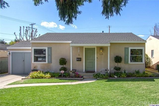 1225 N Frederic Street, Burbank, CA 91505 (#318000695) :: RE/MAX Masters