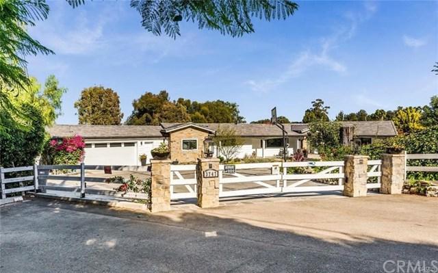 3747 N Palos Verdes Drive N, Rolling Hills Estates, CA 90274 (#SB18034789) :: Go Gabby