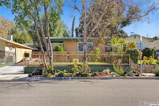 10540 Plainview Avenue, Tujunga, CA 91042 (#318000698) :: Z Team OC Real Estate