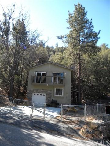 5450 Heath Creek Drive, Wrightwood, CA 92397 (#IV18044967) :: The Darryl and JJ Jones Team