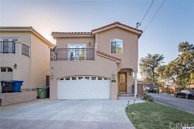 10123 Oro Vista Avenue, Sunland, CA 91040 (#318000744) :: Z Team OC Real Estate