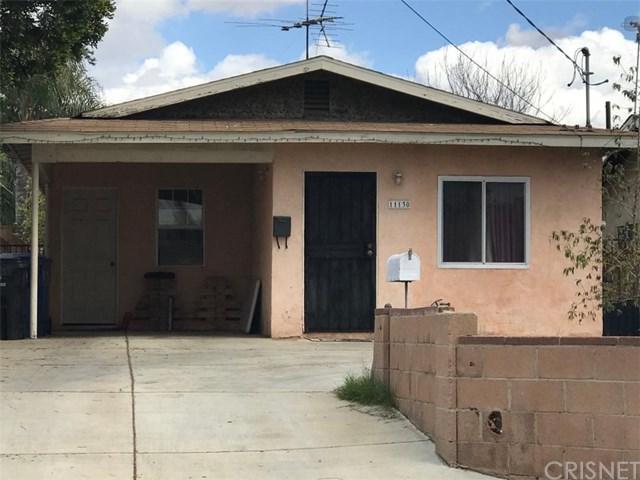 11130 Laurel Canyon Boulevard, San Fernando, CA 91340 (#SR18046047) :: Fred Sed Realty