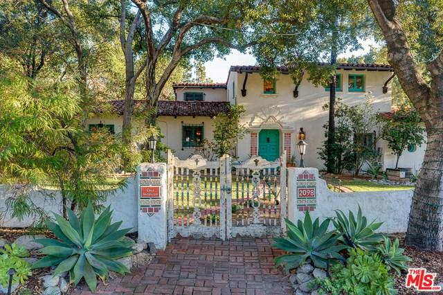 2098 Crescent Drive, Altadena, CA 91001 (#18318070) :: The Darryl and JJ Jones Team