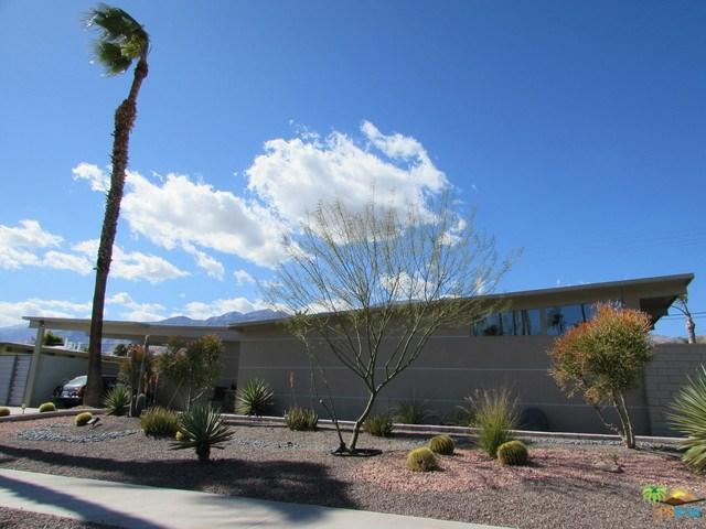 645 N Monterey Road, Palm Springs, CA 92262 (#18315810PS) :: Realty Vault