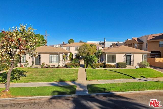 209 W Maple Street, Glendale, CA 91204 (#18318232) :: The Darryl and JJ Jones Team