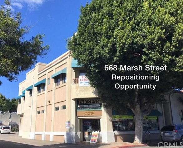 668 Marsh Street, San Luis Obispo, CA 93401 (#SP18048296) :: Pismo Beach Homes Team