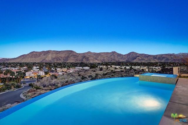 200 Ridge Mountain Drive, Palm Springs, CA 92264 (#18318286PS) :: Barnett Renderos