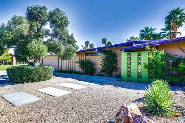 2327 E Del Lago Road, Palm Springs, CA 92262 (#18316736PS) :: RE/MAX Masters