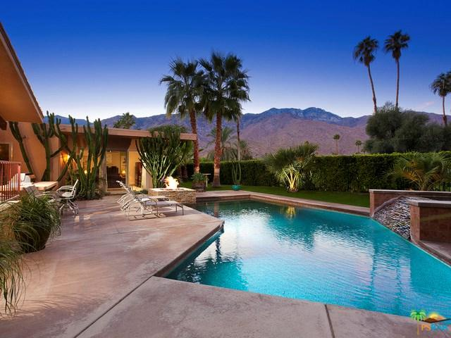 1680 E Murray Canyon Drive, Palm Springs, CA 92264 (#18317414PS) :: The Darryl and JJ Jones Team