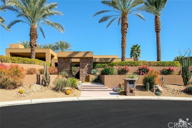 17 Sun Ridge Circle, Rancho Mirage, CA 92270 (#218006924DA) :: Fred Sed Group