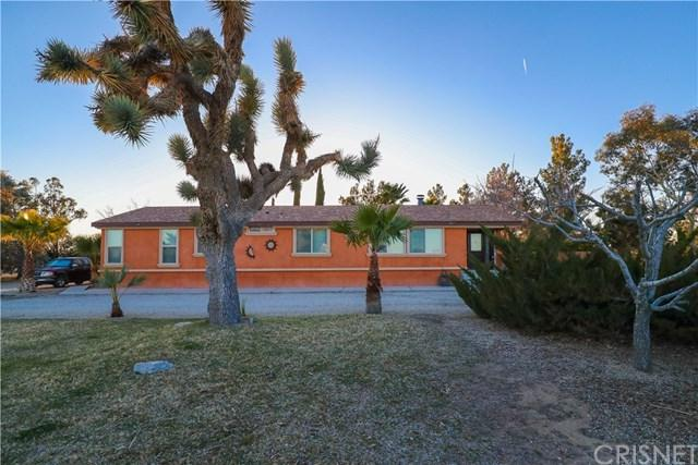 9281 61st Street W, Mojave, CA 93501 (#SR18049199) :: RE/MAX Parkside Real Estate