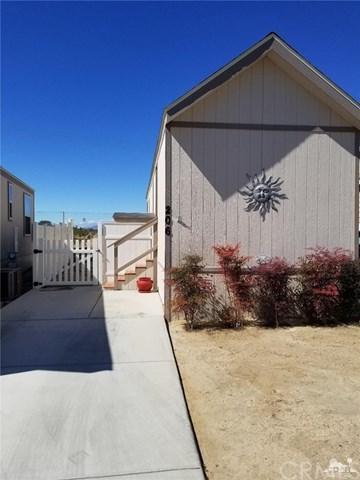 74711 Dillon Rd #206, Desert Hot Springs, CA 92241 (#218007362DA) :: Realty Vault
