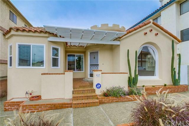927 W 18th Street, San Pedro, CA 90731 (#SB18049766) :: RE/MAX Masters