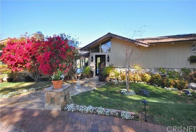 5873 Fitzpatrick Road, Hidden Hills, CA 91302 (#SR17207186) :: RE/MAX Masters