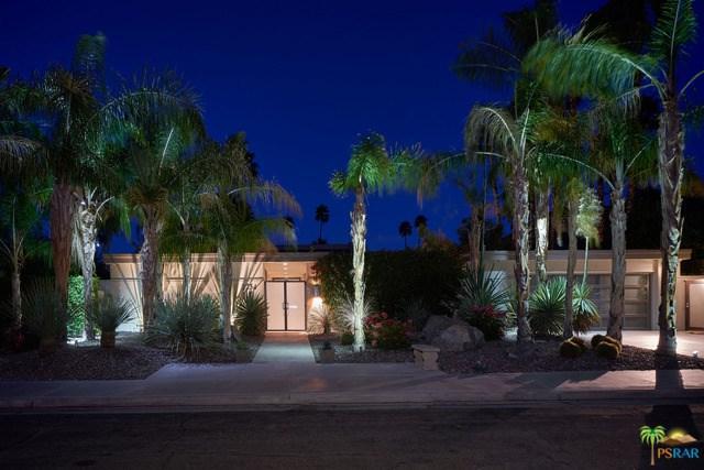 2234 S Caliente Drive, Palm Springs, CA 92264 (#18319368PS) :: The Darryl and JJ Jones Team