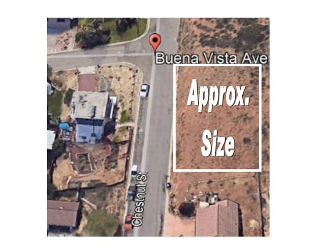 0 Buena Vista Avenue, Spring Valley, CA 95252 (#IV18046029) :: Realty Vault