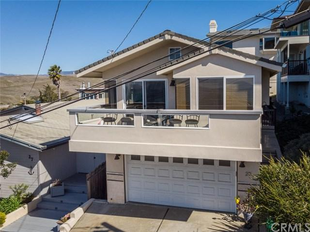29 Bakersfield Avenue, Cayucos, CA 93430 (#SC18052122) :: Nest Central Coast