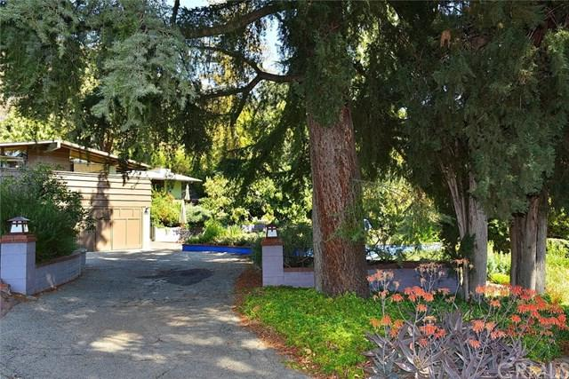 590 Elm Avenue, Sierra Madre, CA 91024 (#AR18053500) :: Realty Vault
