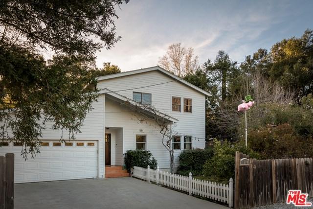1514 Willow Drive, Topanga, CA 90290 (#18320250) :: Realty Vault