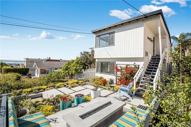 703 Longfellow Avenue, Hermosa Beach, CA 90254 (#SB18054702) :: Erik Berry & Associates