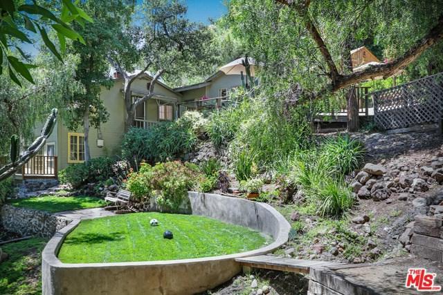 913 Fernwood Pacific Drive, Topanga, CA 90290 (#18321366) :: RE/MAX Masters