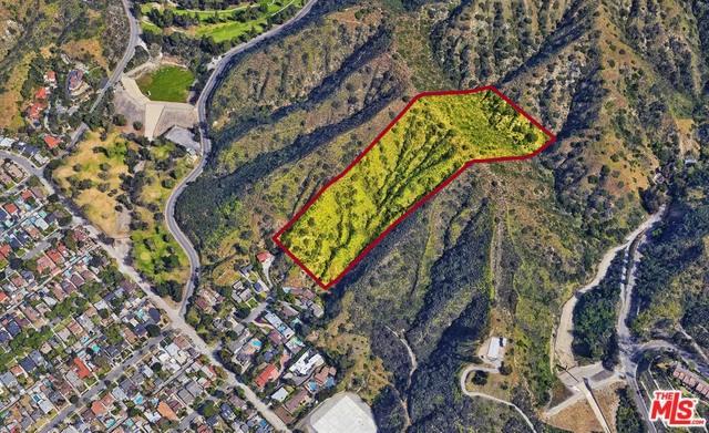 0 Magnolia, Burbank, CA 91501 (#18321192) :: Z Team OC Real Estate