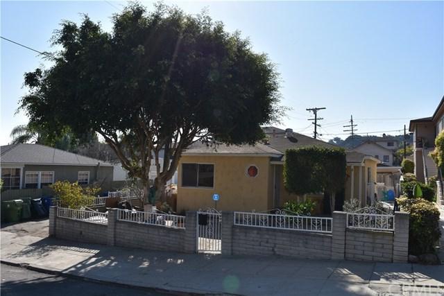 921 W 17th Street, San Pedro, CA 90731 (#SB18051479) :: The Darryl and JJ Jones Team