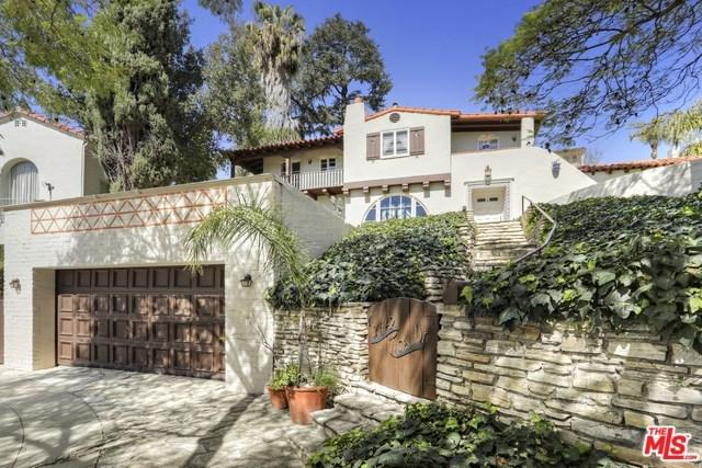 3342 Tica Drive, Los Angeles (City), CA 90027 (#18321536) :: Z Team OC Real Estate