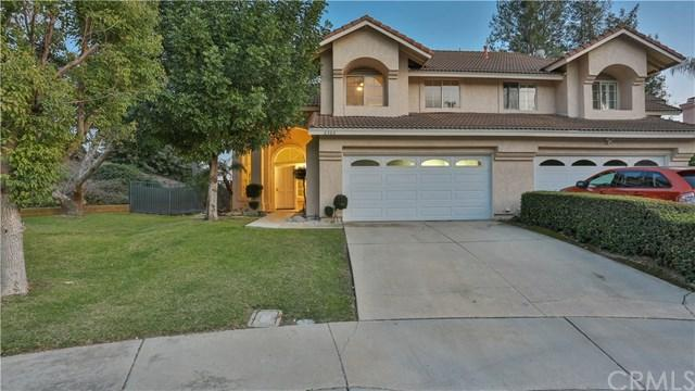 2302 Via Camille, San Dimas, CA 91773 (#CV18055196) :: The Darryl and JJ Jones Team