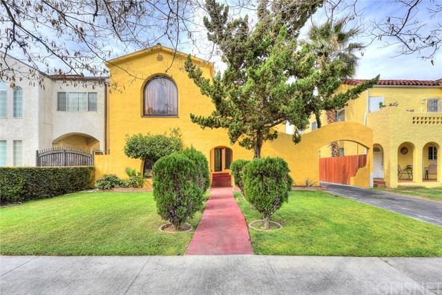 1021 Tyler Street, Glendale, CA 91205 (#SR18054408) :: The Darryl and JJ Jones Team