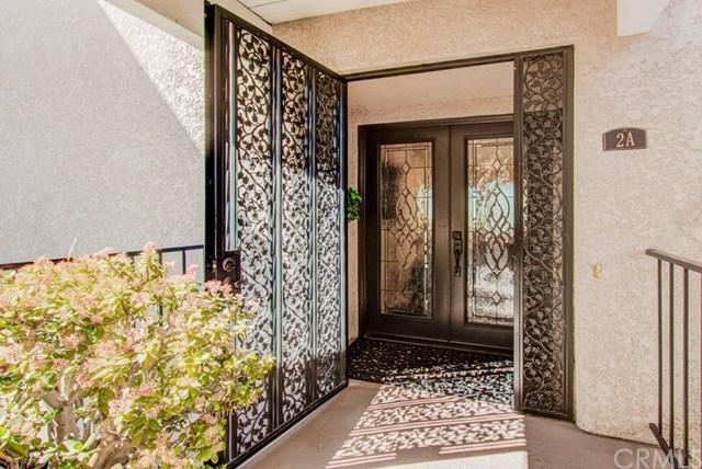 4011 Calle Sonora Oeste 2A, Laguna Woods, CA 92637 (#OC18055842) :: DiGonzini Real Estate Group