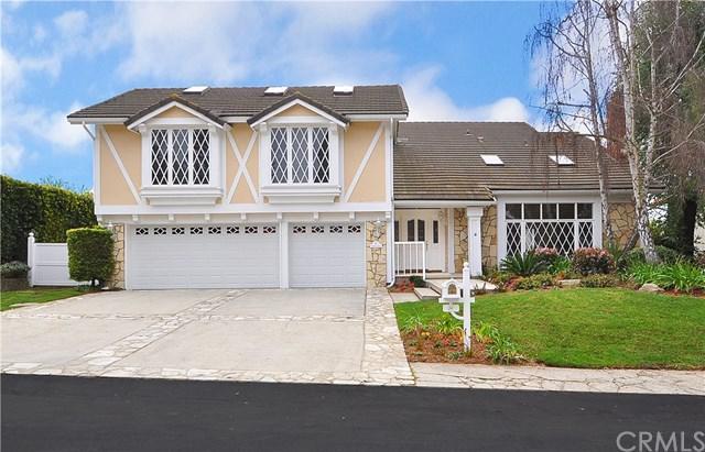 8 Arrowhead Lane, Rolling Hills Estates, CA 90274 (#PV18046943) :: Go Gabby
