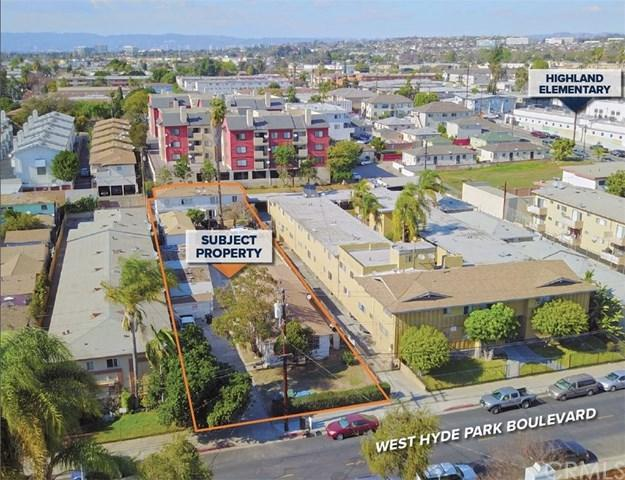 527 W Hyde Park Boulevard, Inglewood, CA 90302 (#PW18054053) :: Z Team OC Real Estate