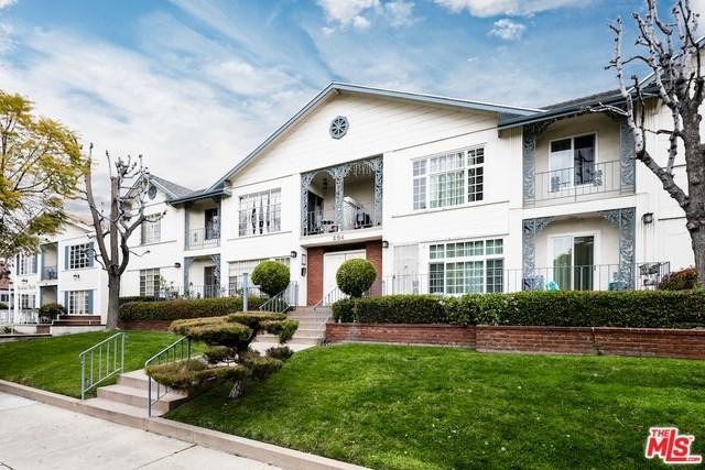 504 N Louise Street #6, Glendale, CA 91206 (#18321286) :: The Darryl and JJ Jones Team