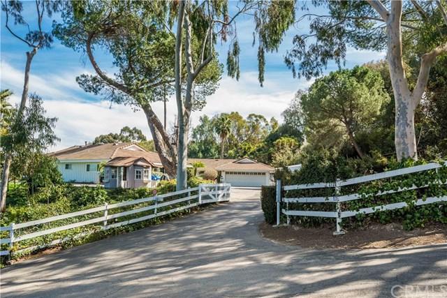 2720 Palos Verdes Drive N, Rolling Hills, CA 90274 (#PV18057520) :: The Ashley Cooper Team