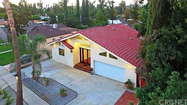 18319 Calvert Street, Tarzana, CA 91335 (#SR18057897) :: Fred Sed Realty