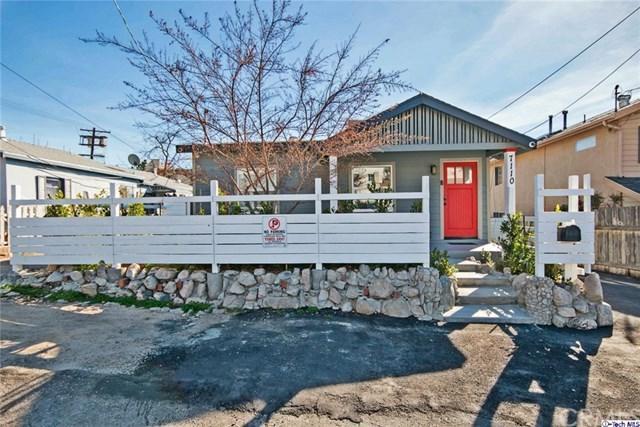 7110 Valmont Street, Tujunga, CA 91042 (#318000950) :: Z Team OC Real Estate