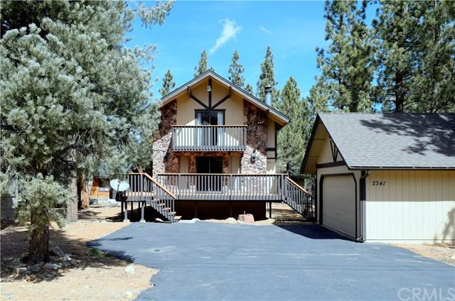 2341 Mahogany Lane, Big Bear, CA 92314 (#EV18058124) :: Barnett Renderos