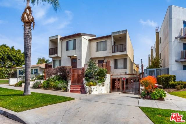 808 S Osage Avenue #3, Inglewood, CA 90301 (#18322640) :: RE/MAX Masters