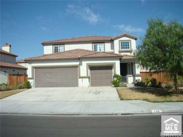 734 Grassy Meadow Drive, San Jacinto, CA 92582 (#SW18058489) :: Lloyd Mize Realty Group