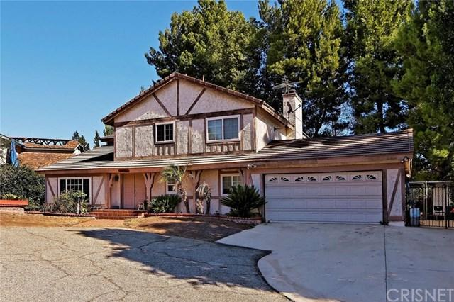 11158 Newcastle Avenue, Granada Hills, CA 91344 (#SR18058810) :: Realty Vault