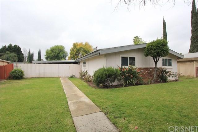 6435 Wilbur Avenue, Reseda, CA 91335 (#SR18058929) :: Z Team OC Real Estate