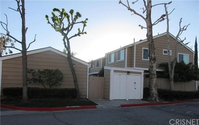 14200 Polk Street #10, Sylmar, CA 91342 (#SR18059276) :: Fred Sed Realty